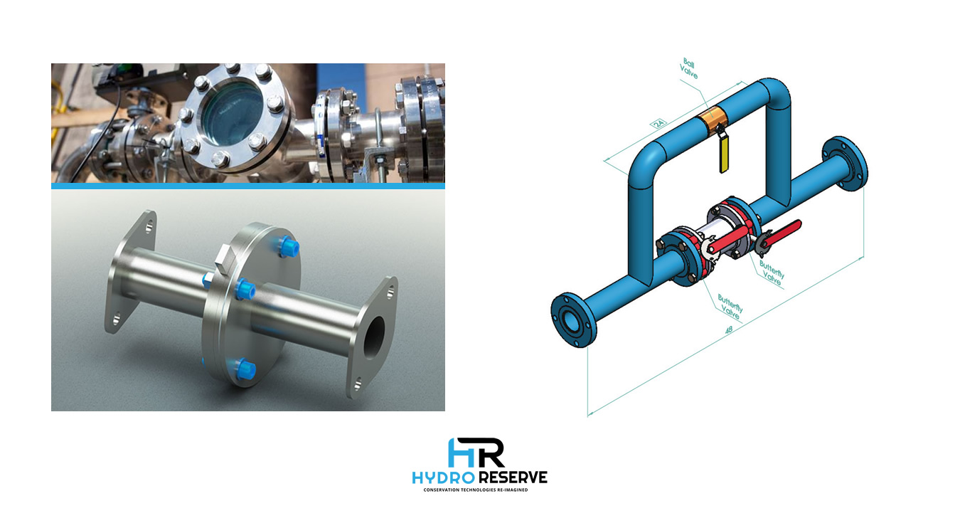 Hydro Reserve Commercial Industrial Water Saving Technology GMP 2k System